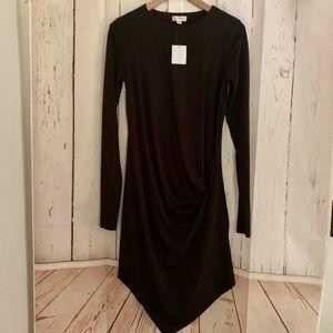Urban Outfitters Silence + Noise asymmetric dress